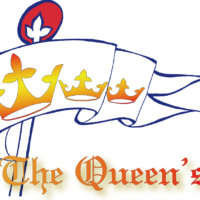 THE QUEEN'S flag